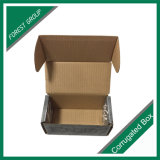 Farbe gedruckte Wellpappen-Kasten-verpackenprodukte