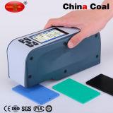 Colorímetro portable del probador del análisis de la diferencia del color de Wf30 Digitaces