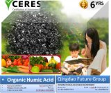 Ceres o ácido 100% Humic de fertilizante orgânico de Solublitily