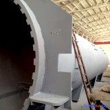 fibre industrielle de carbone certifiée par ce de 3000X6000mm corrigeant le four (SN-CGF3060)