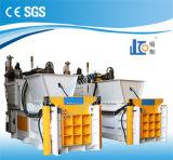 Machine horizontale complètement automatique de bloc de presse du papier d'aluminium Mh80-5050