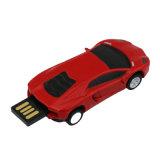 vara da memória da movimentação da pena de Lamborghini da movimentação do flash do USB dos desenhos animados 2GB
