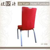 Da agitação cadeiras comerciais de alumínio da mobília para trás (JY-Y09)