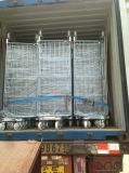 Trole do caminhão do impulso da mão para transportar com capacidade grande