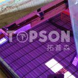 Feuilles colorées par titane d'acier inoxydable d'or de miroir de l'usine 304 de la Chine