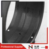 Couplage E-F de fournisseurs de PE de garnitures de grand diamètre de pipe professionnelle de Siphonic