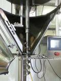 Halb automatisches Puder, das füllenden Verpackungsmaschine-Stangenbohrer-Puder-Einfüllstutzen für Premade Beutel und Flaschen wiegt