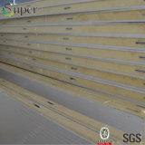 Панель PU изоляции холодной комнаты стены снадарта ИСО(Международная организация стандартизации)