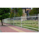 Haohan Cheap Simple Residential Garden Security Clôture en acier galvanisé 35