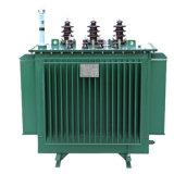 Transformateur d'alimentation électrique immergé dans l'huile de vente chaude avec du ce