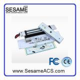 신호에 의하여 출력된 자석 자물쇠는 거치해 은폐한다 (SC-500-S)
