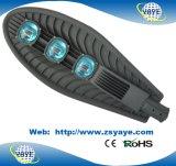 Luz de calle caliente de la MAZORCA LED de la venta 150W de Yaye 18/alumbrado público de la MAZORCA 150W LED con 3 años de garantía