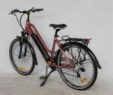 E-Bicicleta de la ciudad con el motor sin cepillo de la batería de litio 36V 250W (JSL038G-5)