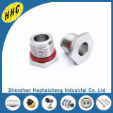 Boccola scanalata non standard dell'acciaio inossidabile dell'OEM per i pezzi di ricambio automatici