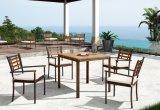 Sofá secional do Rattan do pátio moderno ajustado para a piscina do hotel
