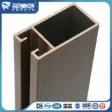 Profil en aluminium de qualité avec l'enduit de poudre pour le guichet en aluminium