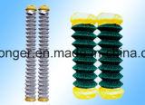 Treillis métallique enduit de maillon de chaîne de PVC