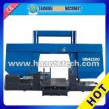 Máquina de corte de folha de metal, máquina de serra de fita de corte de aço