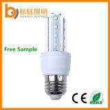 lampada economizzatrice d'energia dell'indicatore luminoso di lampadina del cereale di 3W E27 LED