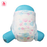 Neue Regale gedruckte Verschluss-Feuchtigkeits-hohe Taillen-Baby-Windel-Hosen