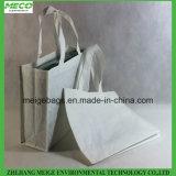 Le sac à provisions biodégradable de papier vélin, conçoivent le &Imprint en fonction du client est bienvenu
