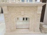新しく特別な灰色の木製の大理石の暖炉