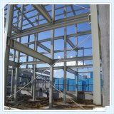 Costruzione prefabbricata chiara della struttura d'acciaio della Cina Wiskind Q345 Q235