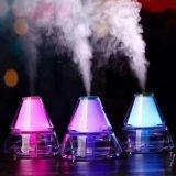 Увлажнитель стола тумана офиса горы Humidifier/USB безгласный СИД Aromatherapy снежка