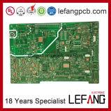 Carte à circuit industrielle de carte de carte mère d'ordinateur