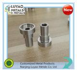 Precisie Customed die CNC Aluminium/Roestvrij staal/Koolstofstaal/Ijzer machinaal bewerken die Delen machinaal bewerken
