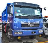 340HP Lastkraftwagen mit Kippvorrichtung FAW, J5P Kipper FAW, LKW FAW