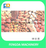 Doppelschrauben-Nassdampf-Zufuhr-Extruder (TSE68) für Fische und Wasserzufuhr