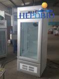 congelador médico vertical de la baja temperatura 120L