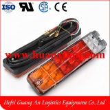 3つのカラーの電気フォークリフトLEDのテールライト12-24V