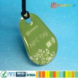 13.56MHz Promation Contactless Ntag213 Epoxy NFC Tag