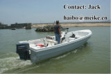le bateau de pêche japonais de 6.85m FRP Hangtong Usine-Dirigent