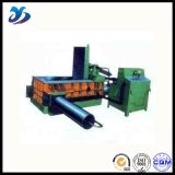 セリウムおよびISOの油圧急斜面の金属の梱包機