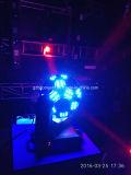Luz principal movente da estrela do diodo emissor de luz Cosmopix