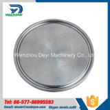 Tampão de extremidades higiênico da virola do aço inoxidável (DY-C027)