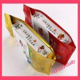 Verpakkende Zak op hoge temperatuur, de Plastic Retortable Zak van het Voedsel, de Verpakking van het Onmiddellijke Voedsel