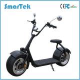 "Smartek 전기 Citycoco 스쿠터 Patinete Electrico Harley 모터 18 "" X 9.5 "" 인치 바퀴 크기 X Mas 선물 아주 차가운 선물 Harley 모터 S-H800"