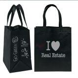 Мешок логоса Китая Facotry дешевой изготовленный на заказ сложенный хозяйственной сумкой Non-Woven