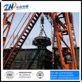 Opheffende Elektromagneet van uitstekende kwaliteit van het Schroot van het Staal van China de Cirkel, Magnetisch Heftoestel MW5-120L/1