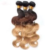 Wholesale Weaving Hair Extension Body Wave Remy Virgin Brazilian Human Hair