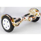 Очень франтовской новый самокат 2 колес электрический с светлым мотором
