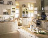 Modules de cuisine modernes en bois solide de cuisines en bois chaudes de vente