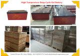 Bateria profunda 12V 300ah do gel do ciclo da longa vida Anti-Elevada de Tempreature