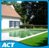 뗏장 인공적인 잔디 L35-B를 정원사 노릇을 하는 합성 정원