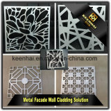 Best Quality Outdoor Factory Price Revêtement de revêtement de panneaux de panneaux en aluminium