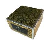 Косметическая бумажная коробка подарка для косметики и дух